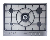 Stoves SGH700E 5 Burner Gas Hob- Stainless Steel