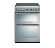 Stoves Stainless Steel 61GDOT 60cm Gas Double Oven