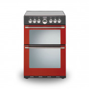 Stoves Sterling 600E Double Oven Ceramic Cooker- Jalapeno