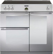 Stoves Sterling 900Ei Induction Range Cooker - Stainless Steel