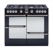 Stoves Sterling R1000GT Gas Range Cooker- Black