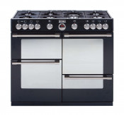 Stoves Sterling R1100GT Gas Range Cooker- Black