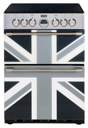 Stoves Union Jack 600E Sterling Electric Cooker