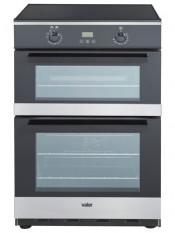 Valor V60EDOTI Double Oven Induction Cooker - Stainless Steel