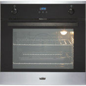 Valor VBI60FP Built In Electric Single Oven- Stainless Steel