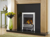 Verine Quasar Plus Manual Control Gas Fire Shelf Wear