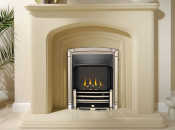 Valor Homeflame Masquerade Slimline Gas Fire - Pale Gold
