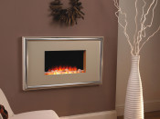 Flamerite Corello Extra 1000 Electric Fire - Stone Effect