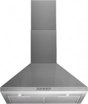 Indesit IHP6.5FCMIX 60cm Chimney Hood - Stainless Steel