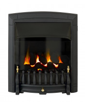 Valor 05541G1 Dream Balanced Flue Gas Fire in Black