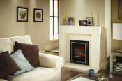 Valor 0576141 Homeflame Harmony Gas Fire Full Depth in Black