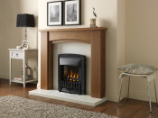Valor Homeflame Dream Slimline Gas Fire in Black