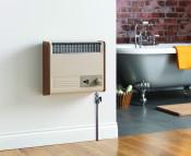 Valor Oak Brazilia F5S Wall Heater