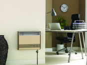 Valor Brazilia F8S In Oak Manual Wall Heater