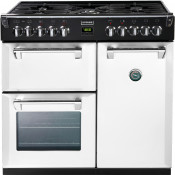 Stoves 444441279 RICHMOND 900DFT 90cm Dual Fuel Range Cooker - Icy Brook