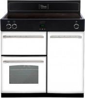 Stoves 444441836 Richmond 900Ei 90cm Electric Induction Range Cooker - Icy Brook