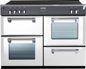 Stoves 444441848 Richmond 1000Ei Induction Range Cooker - Icy Brook