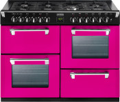 Stoves 444441356 Richmond 1100DFT Dual Fuel Range Cooker - Floral Burst