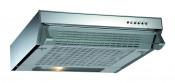 CDA CST6-1SS 60cm Visor Cooker Hood - Stainless Steel
