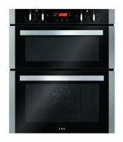 CDA DC740SS Double Built Under Electric Oven - Stainless Steel
