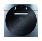 CDA 6Q5SS Built In Single Electric Oven - Stainless Steel