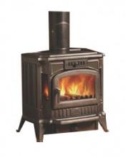 Broseley Winchester Multifuel Stove - Matte Black