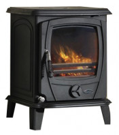 Stanley Aoife Multifuel Stove - Matte Black
