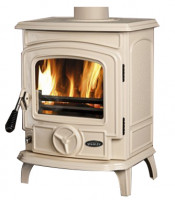 Stanley Oisin Multifuel Stove - Cream