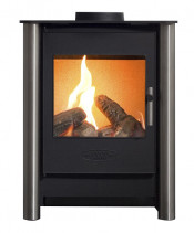 Esse 525 Remote Control Gas Stove - Stainless Steel Legs