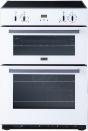 Stoves SE60MFPTi GB DE Electric Induction Double Oven Cooker - White