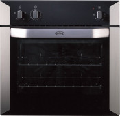 Belling BI60F Built In Single Electric Oven - Stainless Steel