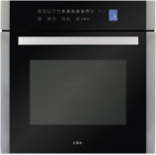 CDA SK451SS Built In Electric Single Oven - Stainless Steel