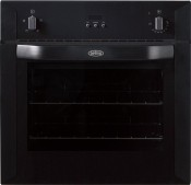 Belling BI60FP Built In Electric Single Oven - Black