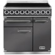 Falcon F900DXEISL/N-EU 900 Deluxe Induction Range Cooker - Slate