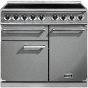 Falcon F1000DXEISS/C-EU 1000 Deluxe Induction Range Cooker - Stainless Steel