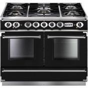 Falcon Continental FCON1092DFBL/CM-EU Dual Fuel Range Cooker- Black