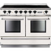 Falcon FCON1092EIWH/N-EU Continental Induction Range Cooker - White