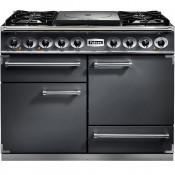 Falcon FCT1092DFSL/NM 1092 Cook Top Dual Fuel Range Cooker - Slate