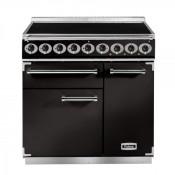 Falcon F900DXEIBL/C-EU 900 Deluxe 81800 Induction Range Cooker - Black