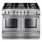 Falcon Continental FCON1092DFSS/CG-EU Dual Fuel Range Cooker- Stainless Steel