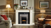 Gazco Logic2 Electric Fire - Chartwell