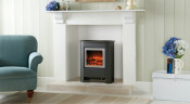 Gazco Small Manhattan Electric Stove