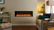 Gazco Radiance Inset 105R Edge Electric Fire