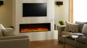 Gazco Radiance Inset 135R Edge Electric Fire
