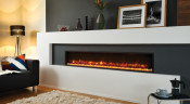 Gazco Radiance Inset 195R Edge Electric Fire