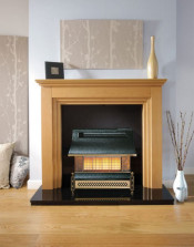 Robinson Willey Sahara Gas Fire