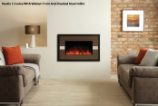 Gazco Studio 1 Electric Fire - Evolve