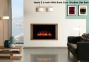 Gazco Studio 1 Electric Fire - E-Motiv