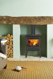 Dovre Tai 35 Wood Burning Stove - Matte Black