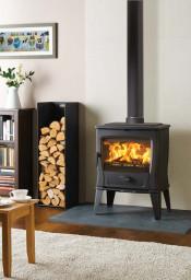 Dovre Tai 45 Wood Burning Stove - Matte Black